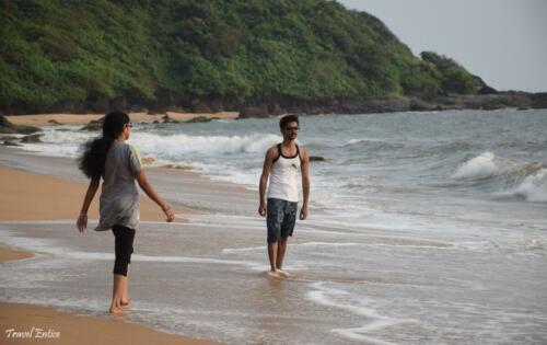 Cola Beach - activities
